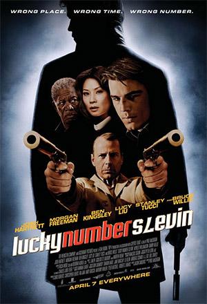 Lucky Number Slevin สเลวิ่น มือใหม่หัดเก็บ Lucky Number S7evin