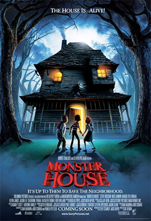 Monster House บ้านผีสิง Zemeckis / Spielberg Motion Capture Project