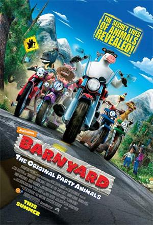 Barnyard บาร์นยาร์ด เหล่าตัวจุ้น วุ่นปาร์ตี้ Barnyard: The Original Party Animals