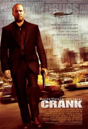 Crank คนโคม่า  วิ่ง / คลั่ง / ฆ่า