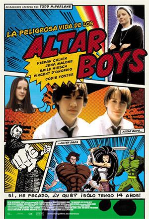 คลิก ดูรายละเอียด The Dangerous Lives of Altar Boys