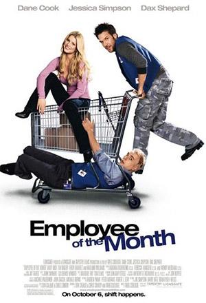 Employee of the Month ยุทธการลุ้นหัวใจ ดีเด่น