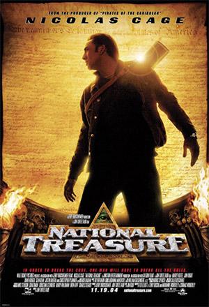 คลิก ดูรายละเอียด National Treasure