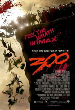 300 ขุนศึกพันธุ์สะท้านโลก Frank Miller's 300