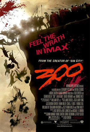 300 Frank Miller's 300 ขุนศึกพันธุ์สะท้านโลก