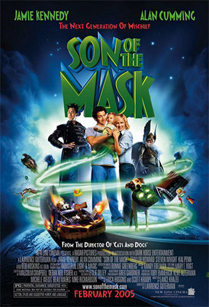 Son of the Mask หน้ากากเทวดา 2 The Mask 2