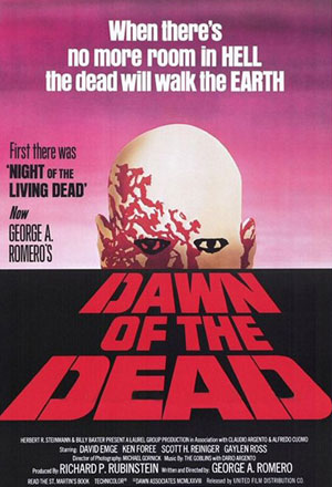 Dawn of the dead ต้นฉบับรุ่งอรุณแห่งความตาย Dawn of the living dead