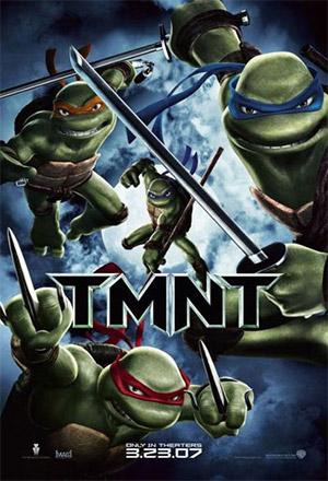 TMNT นินจาเต่า 4 กระดองรวมพลังประจัญบาน Teenage Mutant Ninja Turtles