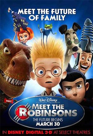 คลิก ดูรายละเอียด Meet the Robinsons