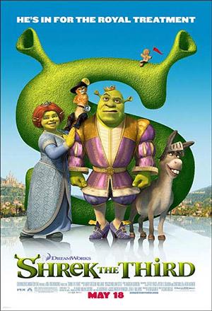 คลิก ดูรายละเอียด Shrek the Third