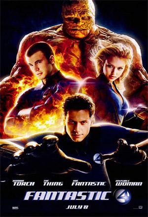 Fantastic Four สี่พลังคนกายสิทธิ์ แฟนตาสติคโฟร์