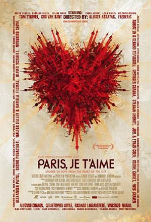 Paris, je t'aime ปารีส เชองแตม: มหานครแห่ง