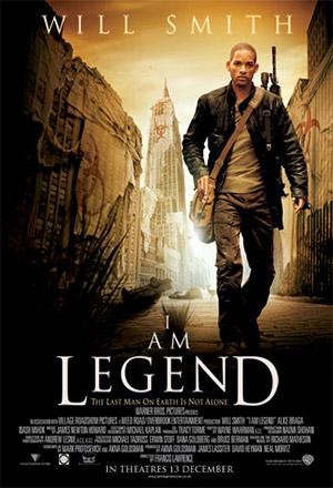 I Am Legend ไอ แอม เลเจนด์ ข้าคือตำนานพิฆาตมหากาฬ