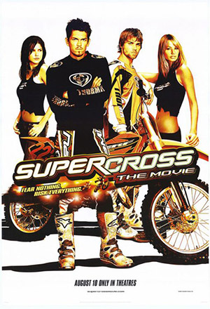 คลิก ดูรายละเอียด Supercross: The Movie