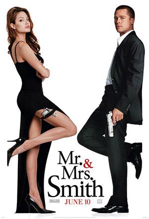 Mr. & Mrs. Smith นายและนางคู่พิฆาต มิสเตอร์ แอนด์ มิสซิสสมิธ