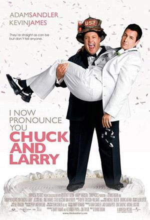 I Now Pronounce You Chuck and Larry คู่เก๊วิวาห์ป่าเดียวกัน