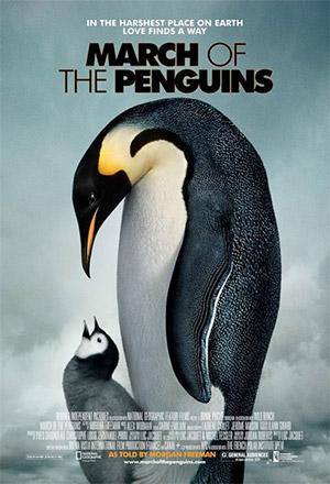 คลิก ดูรายละเอียด March of The Penguins