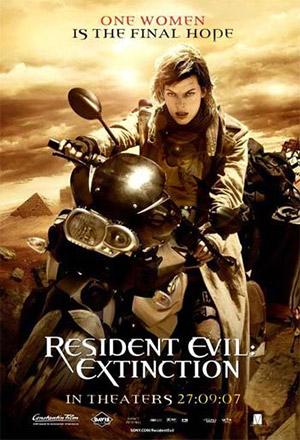 คลิก ดูรายละเอียด Resident Evil: Extinction