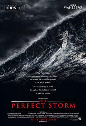 The Perfect Storm เดอะ เพอร์เฟ็กส์ สตอร์ม มหาพายุ คลั่งสะท้านโลก