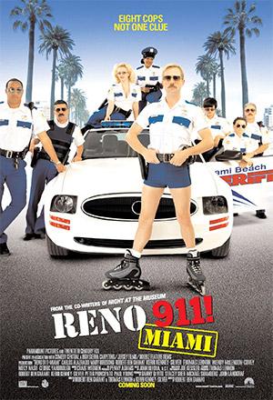 คลิก ดูรายละเอียด Reno 911!: Miami
