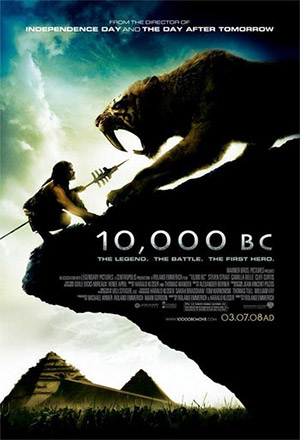 คลิก ดูรายละเอียด 10,000 B.C.