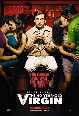 The 40 Year-Old Virgin 40 ปี โอ้ว! ยังจิ้น