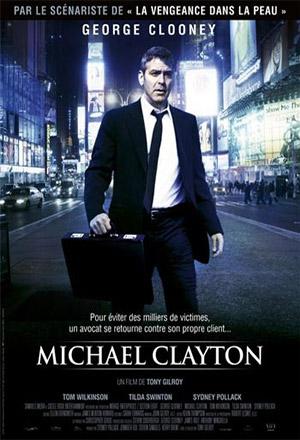 Michael Clayton ไมเคิลเคย์ตัน คนเหยียบยุติธรรม