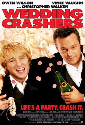 Wedding Crashers ป่วนให้ปิ๊ง...แล้วชิ่งแต่ง
