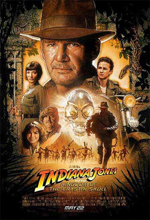 คลิก ดูรายละเอียด Indiana Jones and the Kingdom of the Crystal Skull