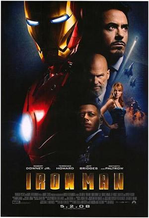 Iron Man ไอรอน แมน มหาประลัยคนเกราะเหล็ก