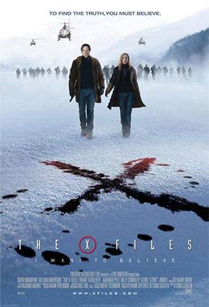 The X-Files: I Want to Believe  ดิ เอ็กซ์ ไฟล์: ความจริงที่ต้องเชื่อ The X Files 2