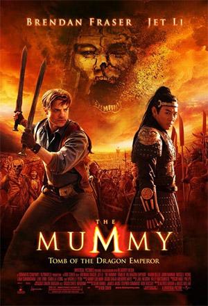 The Mummy: Tomb Of The Dragon Emperor เดอะ มัมมี่ 3 คืนชีพจักรพรรดิมังกร The Mummy 3