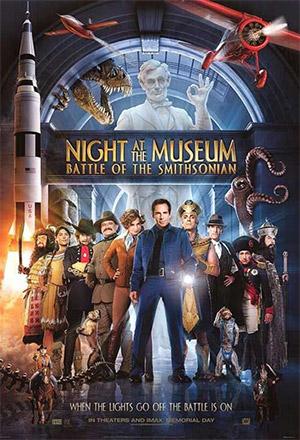 คลิก ดูรายละเอียด Night at the Museum: Battle of the Smithsonian