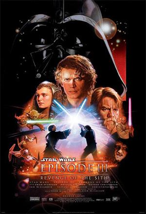 คลิก ดูรายละเอียด Star Wars: Episode III - Revenge of the Sith