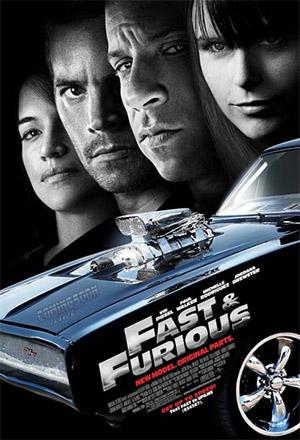 Fast & Furious เร็ว...แรงทะลุนรก 4: ยกทีมซิ่ง แรงทะลุไมล์ Fast & Furious 4