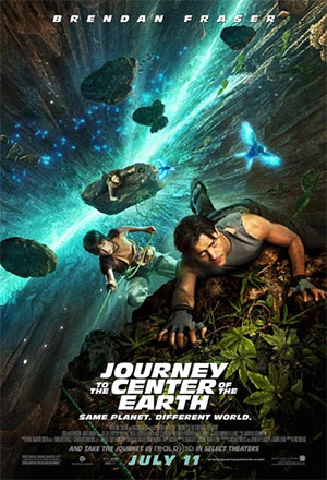 Journey to the Center of the Earth  ดิ่งทะลุสะดือโลก Journey to the Center of the Earth 3D