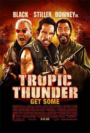 Tropic Thunder ดาราประจัญบาน ท.ทหารจำเป็น