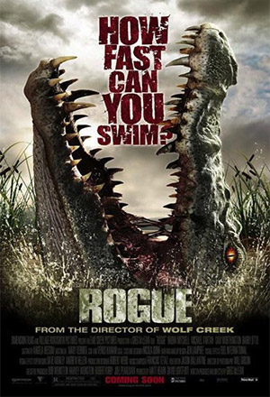 Rogue ตำนานโหดโคตรไอ้เคี่ยม Rogue Crocodile