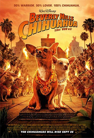 Beverly Hills Chihuahua คุณหมาไฮโซ โกบ้านนอก South of the Border
