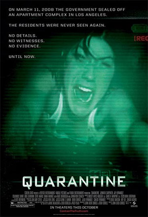 คลิก ดูรายละเอียด Quarantine