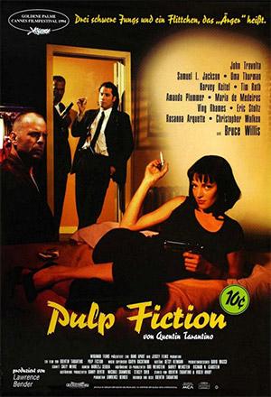 Pulp Fiction เขย่าชีพจรเกินเดือด พั๊ลพ์ ฟิคชั่น