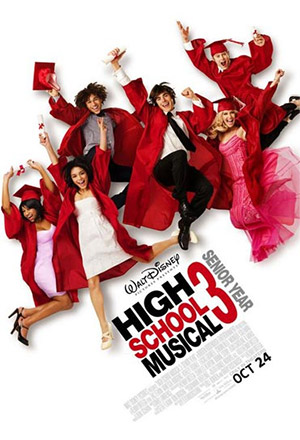 คลิก ดูรายละเอียด High School Musical 3: Senior Year