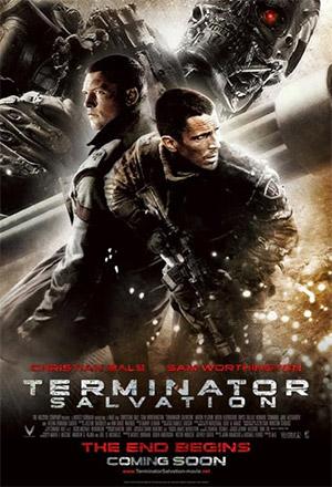 Terminator Salvation คนเหล็ก 4 มหาสงครามจักรกลล้างโลก Terminator Salvation: The Future Begins