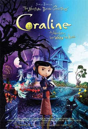 Coraline โครอลไลน์กับโลกมิติพิศวง