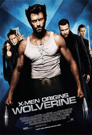 X-Men Origins: Wolverine เอ็กซ์-เม็น: กำเนิดวูลฟ์เวอรีน Wolverine