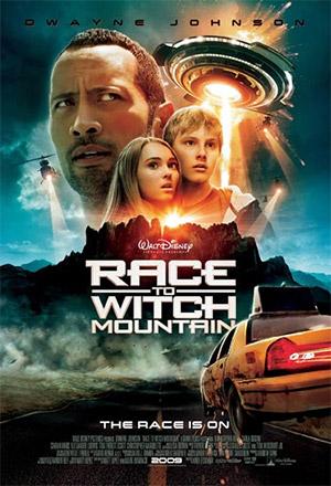 Race to Witch Mountain ผจญภัยฝ่าหุบเขามรณะ Witch Mountain