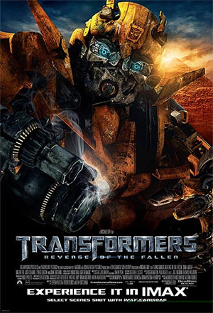 Transformers: Revenge of the Fallen Transformers 2 ทรานส์ฟอร์มเมอร์ส: อภิมหาสงครามแค้น