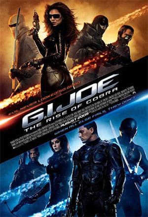 G.I. Joe จีไอโจ สงครามพิฆาตคอบร้าทมิฬ G.I. Joe: Rise of Cobra