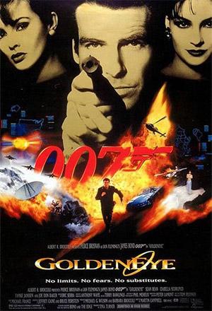 Goldeneye พยัคฆ์ร้าย 007 รหัสลับทลายโลก Bond 17