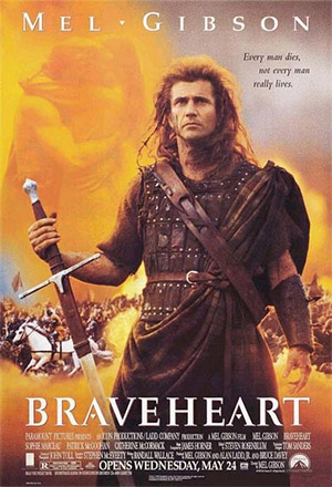 คลิก ดูรายละเอียด Braveheart